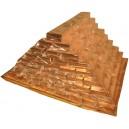 100 x 5 kg Kupferbarren 999 fein copper kupfer 5000 Gramm Barren